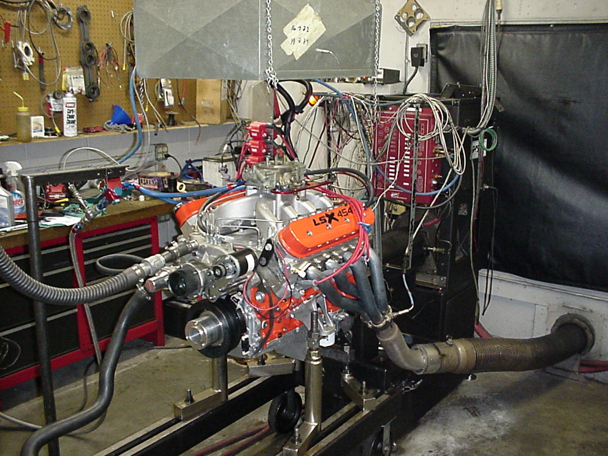 Walker Evans Racing >> dyno